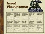 local placenames