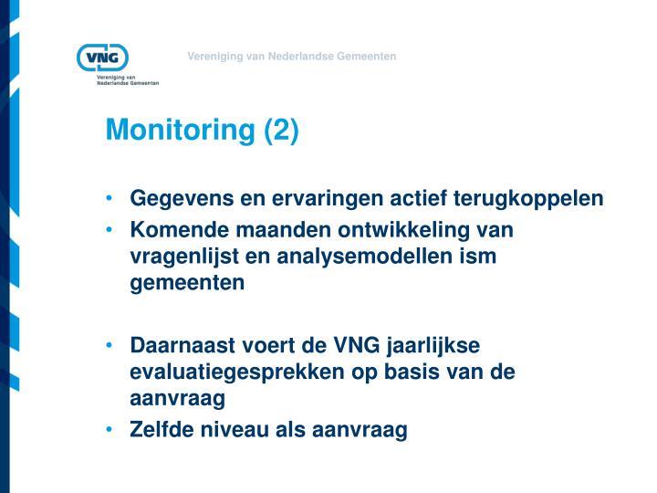 Monitoring (2)