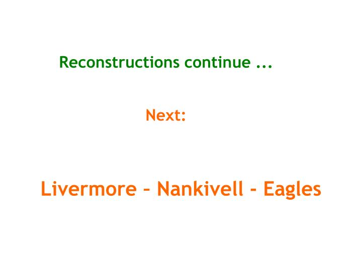 Livermore – Nankivell - Eagles