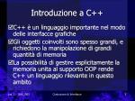 introduzione a c