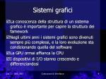 sistemi grafici