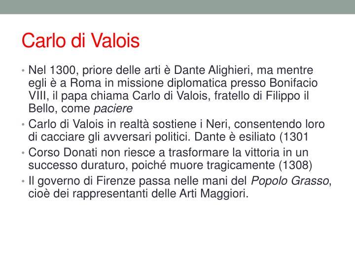 Carlo di Valois