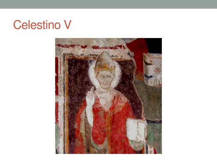 Celestino V