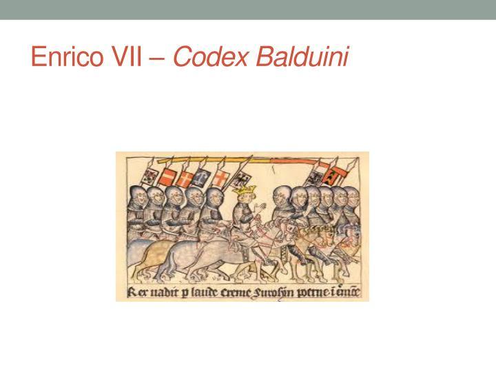 Enrico VII –