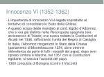 innocenzo vi 1352 1362