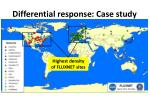 differential response case study