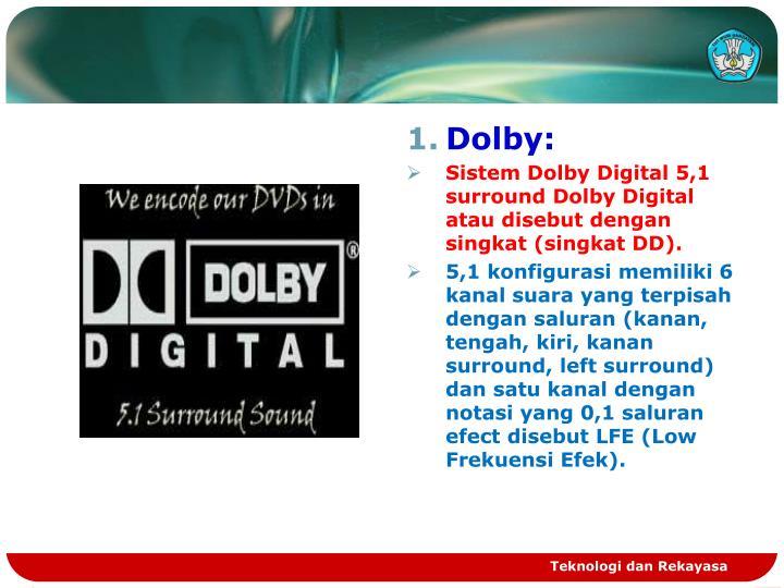 Dolby: