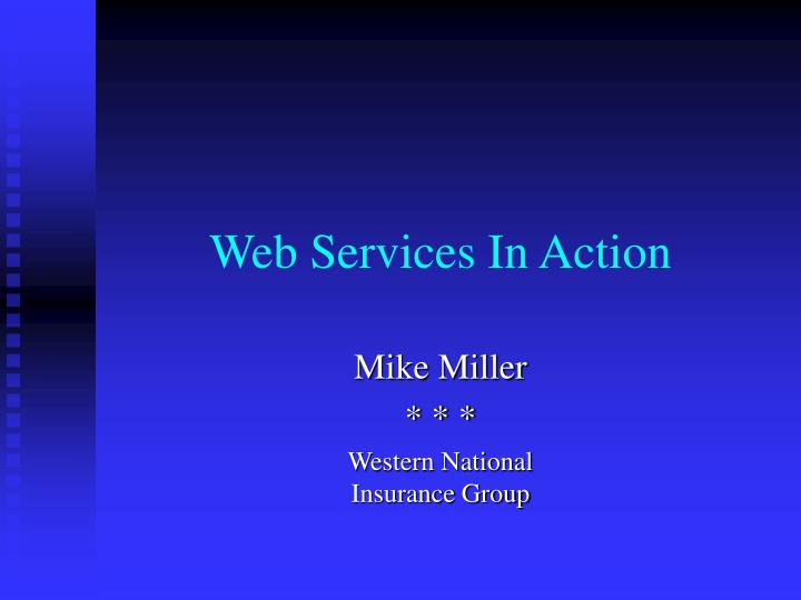Web Services In Action