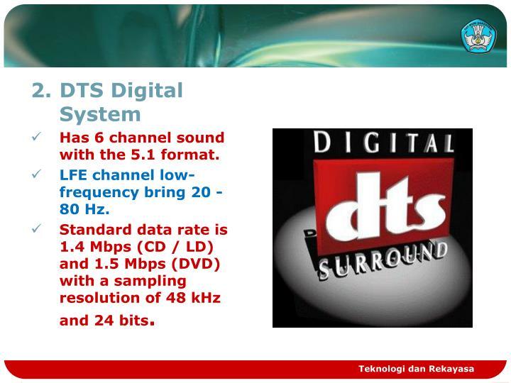 DTS Digital System