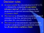decision rules3