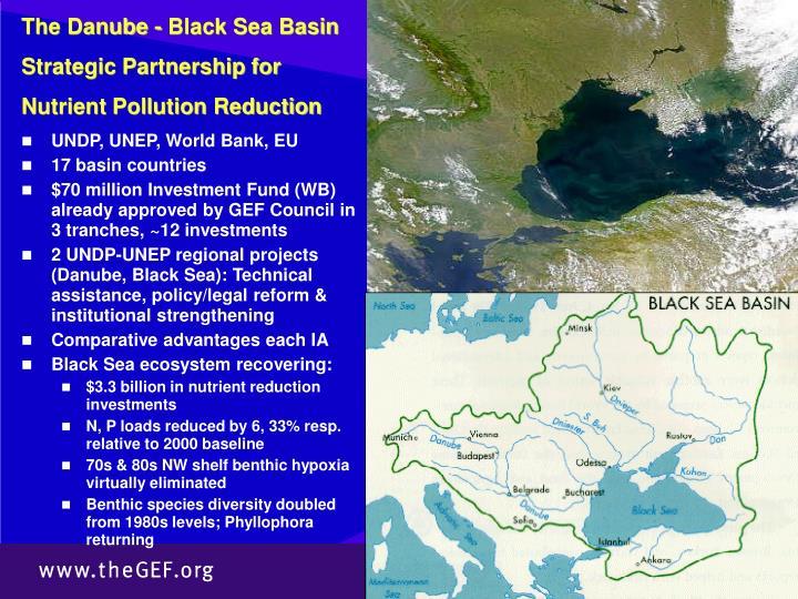 The Danube - Black Sea Basin