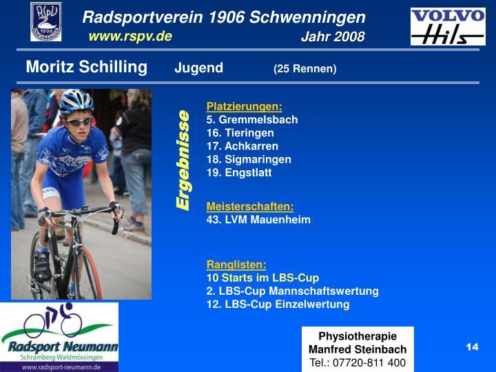 Moritz Schilling
