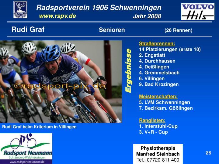 Rudi Graf