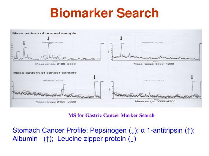 Biomarker Search