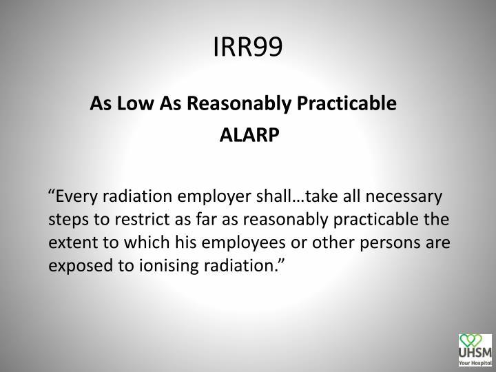 IRR99