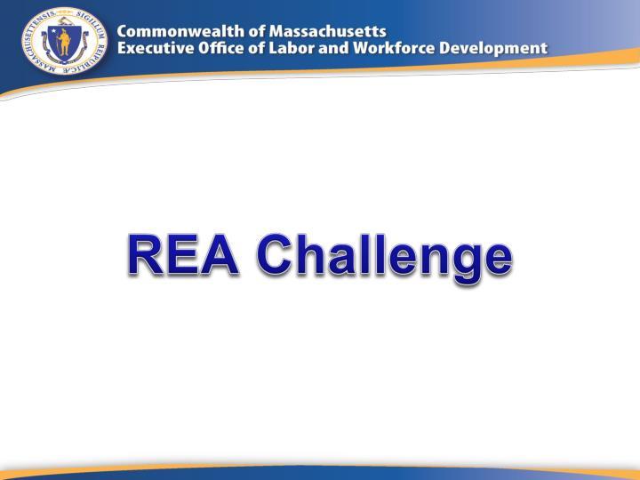 REA Challenge
