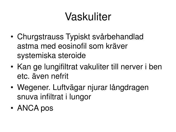 Vaskuliter