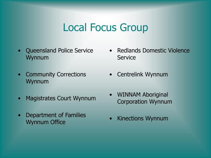 Queensland Police Service Wynnum