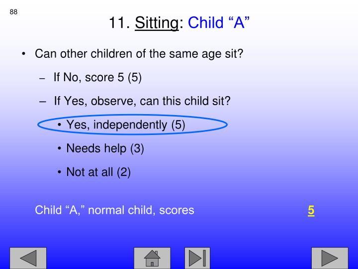 Can other children of the same age sit?