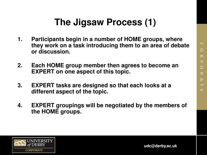 The Jigsaw Process (1)