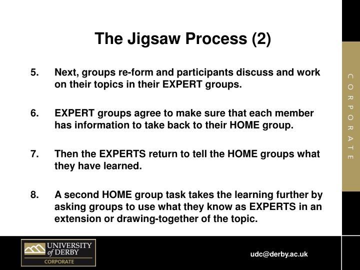 The Jigsaw Process (2)