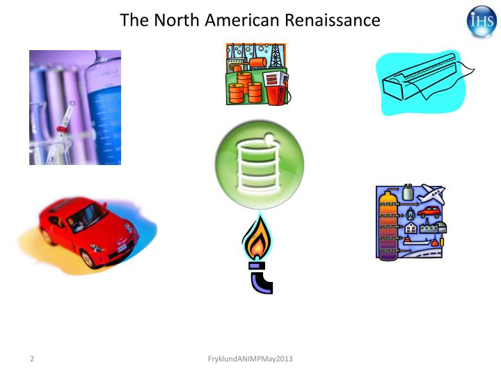 The north american renaissance
