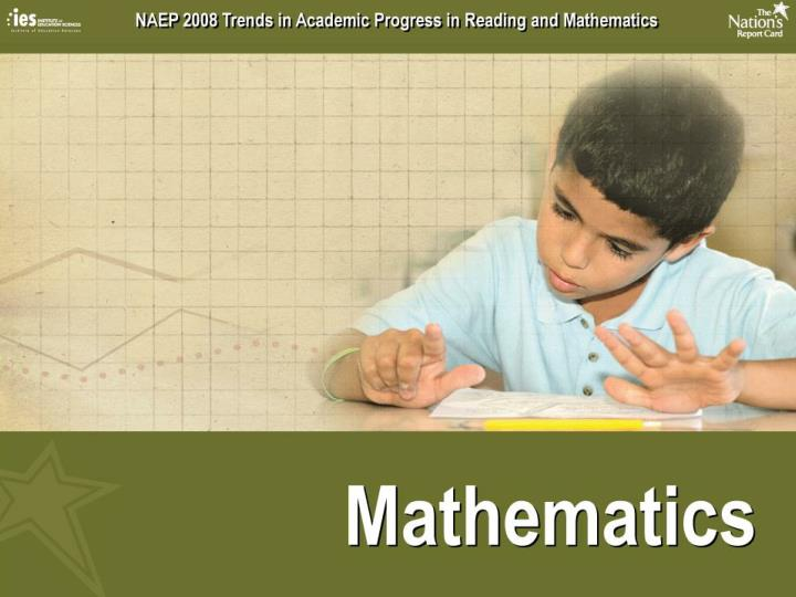 Mathematics Results