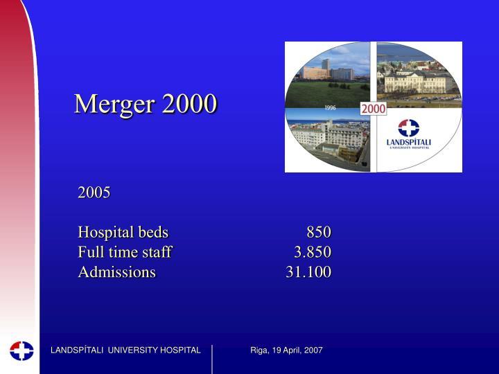 Merger 2000
