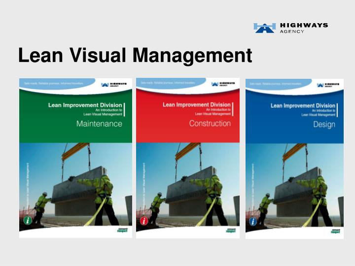 Lean Visual Management