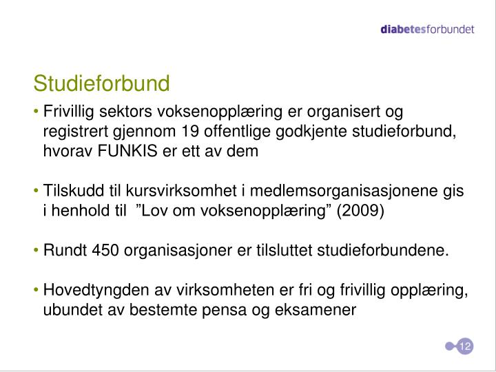 Studieforbund