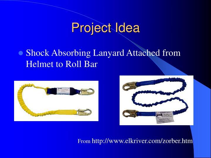 Project Idea