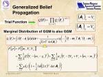 generalized belief propagation1