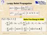 loopy belief propagation2