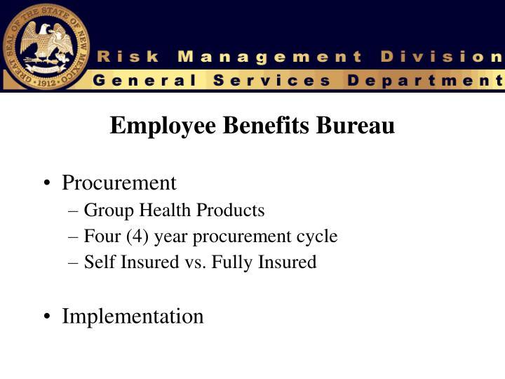 Employee Benefits Bureau
