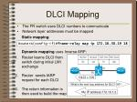 dlci mapping