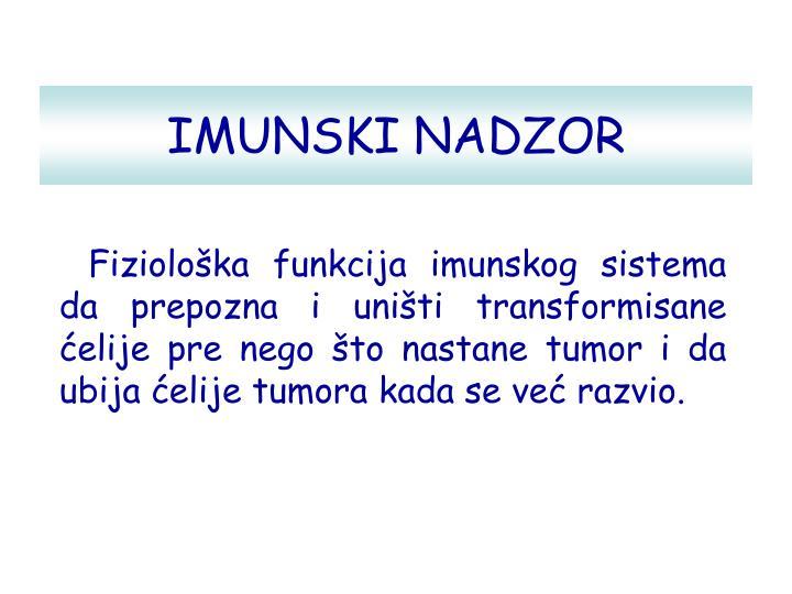 IMUNSKI