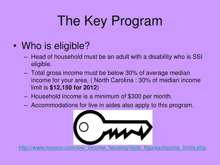 The Key Program