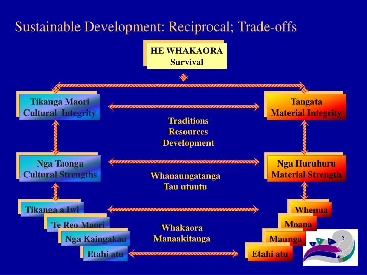 Sustainable Development: Reciprocal; Trade-offs