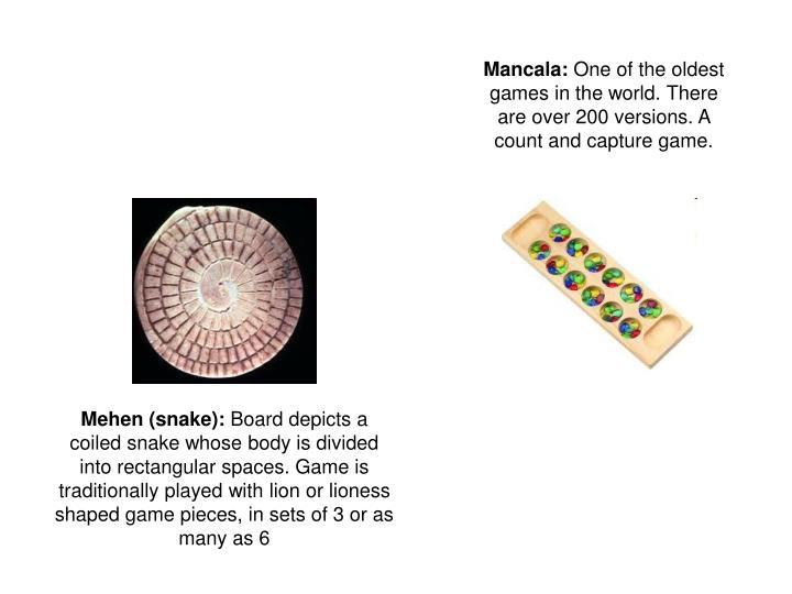 Mancala:
