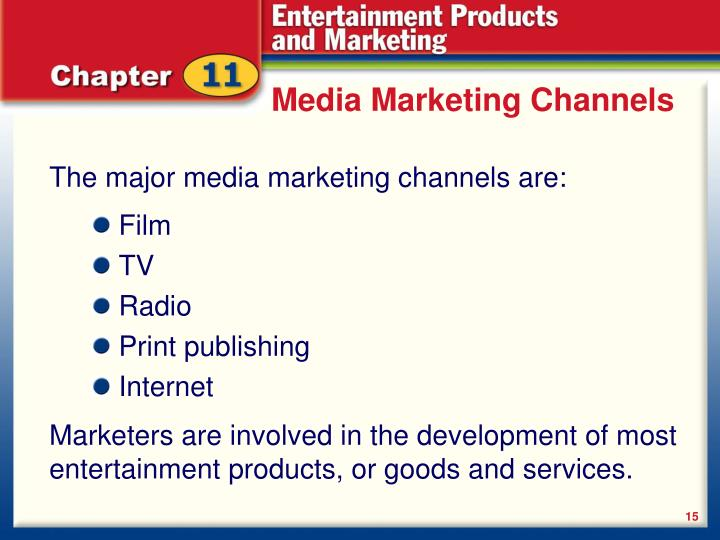 Media Marketing Channels