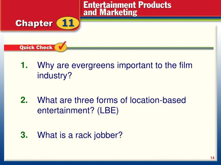 Why are evergreens important to the film industry?
