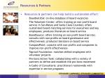 resources partners