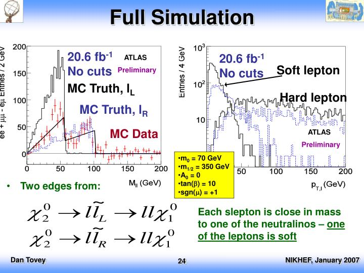 Full Simulation