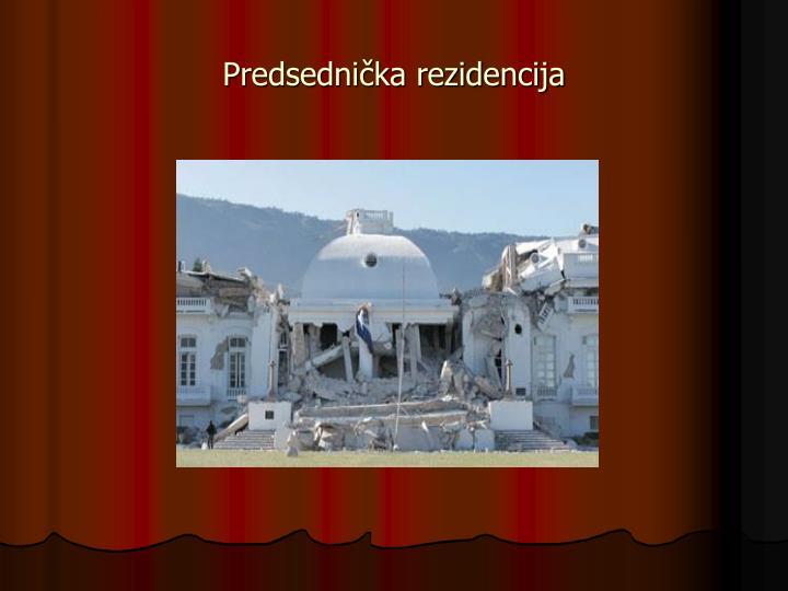 Predsednička rezidencija