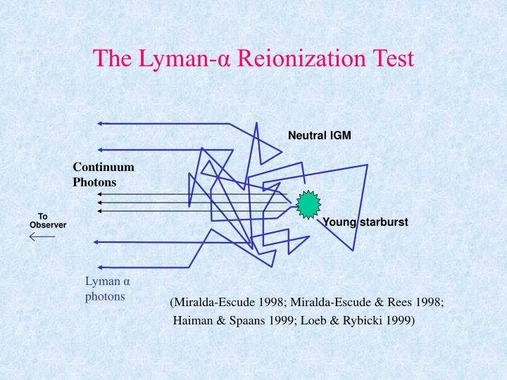 The Lyman-