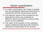 vector quantisation2