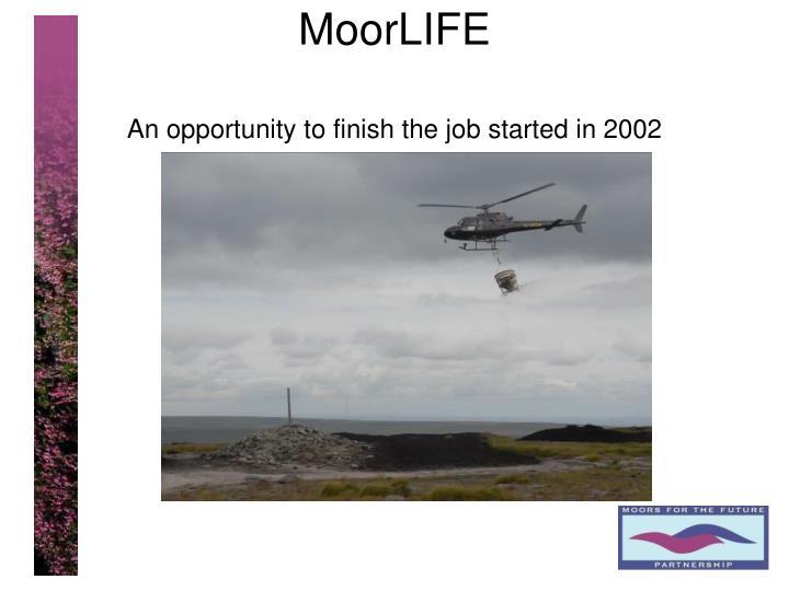 MoorLIFE