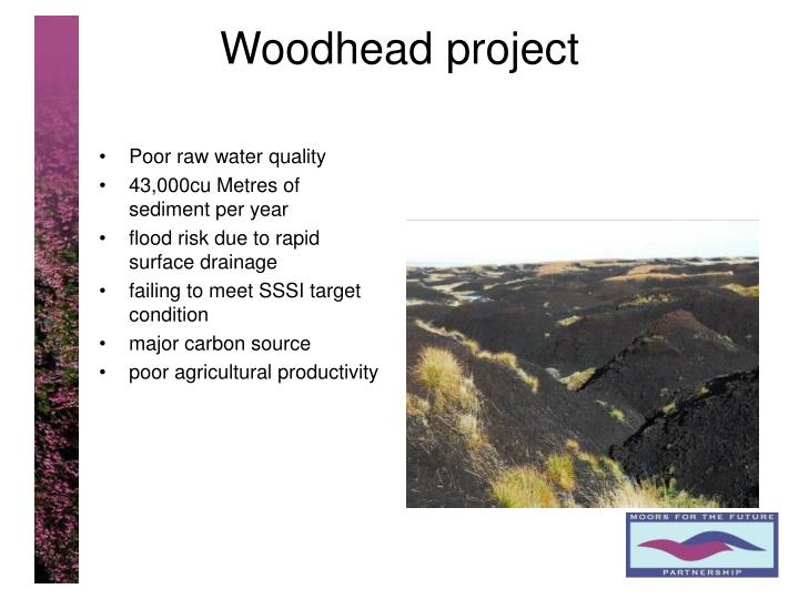 Woodhead project