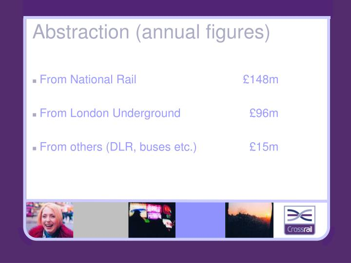 From National Rail				£148m