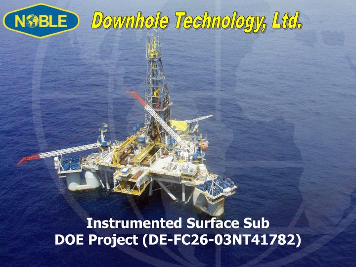 Downhole Technology, Ltd.
